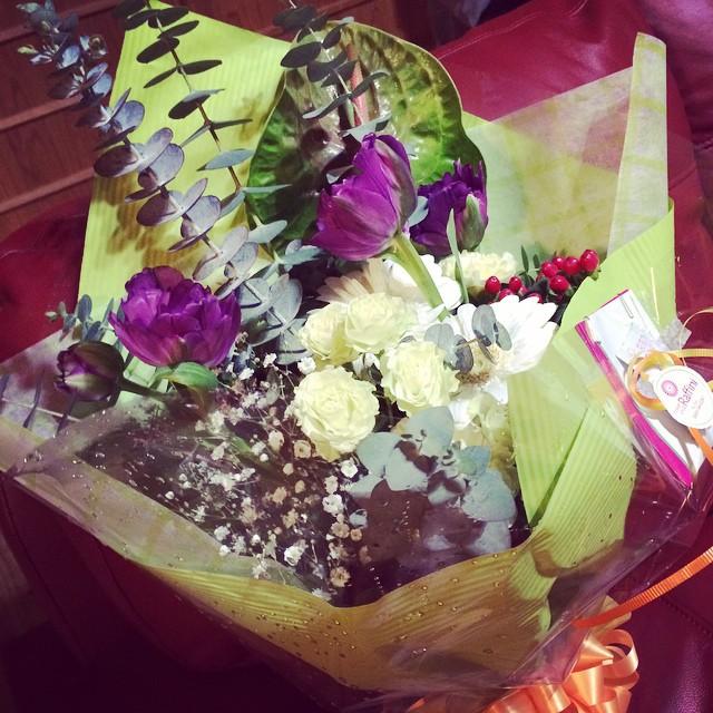 お花屋さん『ラフィーニ』