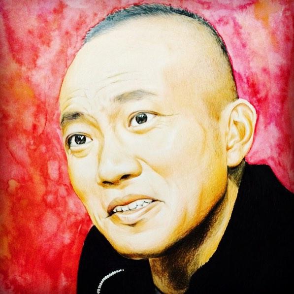 20年前に描いた、竹中直人。17の私が色鉛筆でガリガリやっていた頃の作品が出てきました。この頃はただ夢中になんとなく絵を描いていたのですが、今となっては、これが今のネイルの仕事にもつながっている気がします。 私も若かったけど、絵の中の竹中直人もやはり若い(^^)