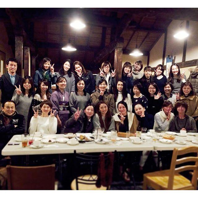 昨夜は、ヨガのクラスの会員様との忘年会でしたこれから先もみんな元気でいられますように。本当にありがとうございました