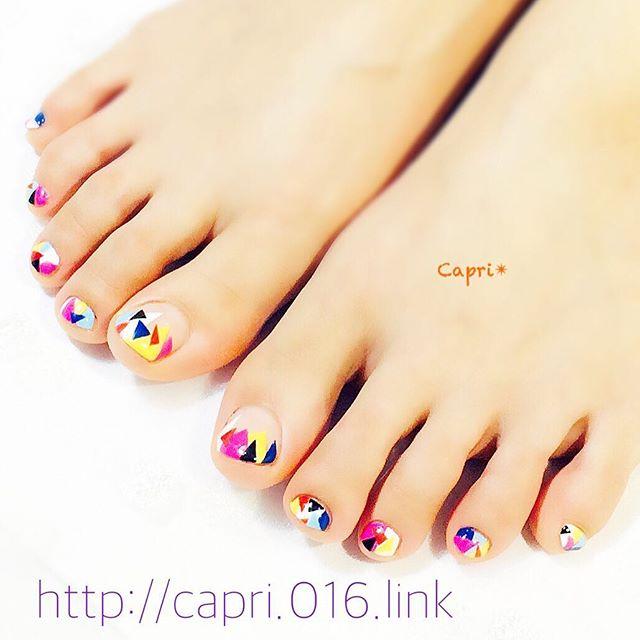 唐津のネイルサロン『Capri』http://capri.016.link